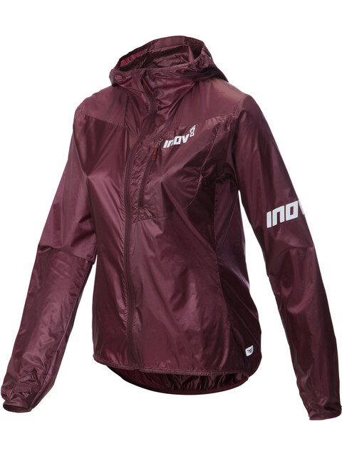 inov-8 W's Windshell FZ Jacket Purple